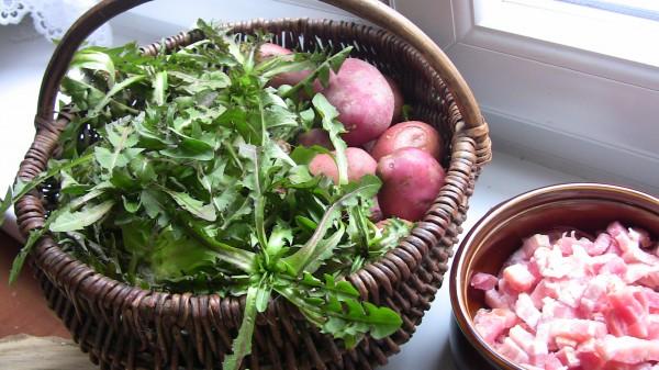 Salade ardennaise via ardenne-insolite.com