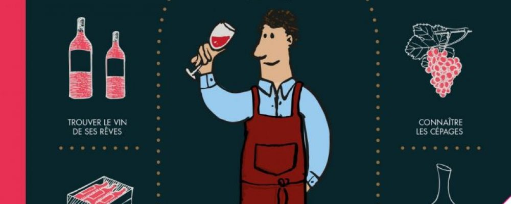 Le vin c'est pas sorcier - Ophélie Neiman