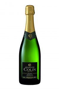 Champagne Colin Cuvée Parallèle Extra Brut Blanc de Blancs Premier Cru