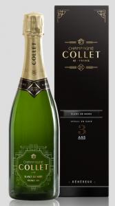 Champagne Collet Blanc de noirs Premier cru