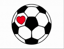 Saint-Valentin ou match de foot ?