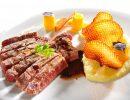 Quand le bœuf de Chalosse fait son show à la Villa Mirasol de Mont-de-Marsan
