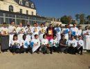 Première paulée des chefs (20 dont 8 étoilés) en Bourgogne (Côte d'Or) au Château de Pommard