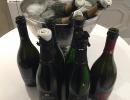 Dégustation de champagnes Colin