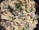 Lasagnette Barilla édition gourmet aux brocolis et champignons de Paris