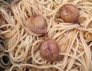 Spaghetti « aglio e olio » avec un rosé d'Yves Leccia