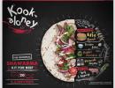 Kit de cuisine levantine Kook Aloney : Shawarma de bœuf